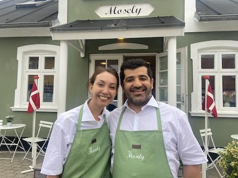 Cafe Mosely slog dørene op i Øster Hurup