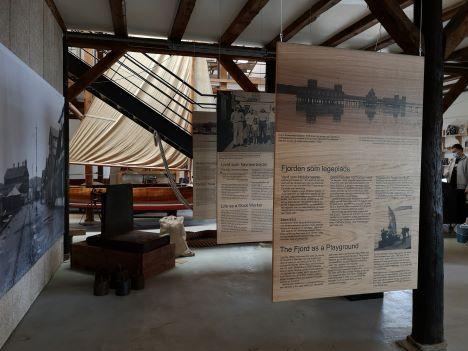 Ny udstilling i Hobro om havnens historie