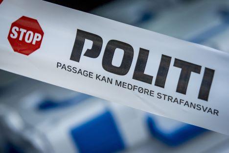 Kobberrør stjålet fra container i Mariager