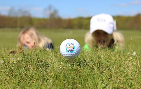 Hobro Golfklub har sommersjov for alle børn i uge 31