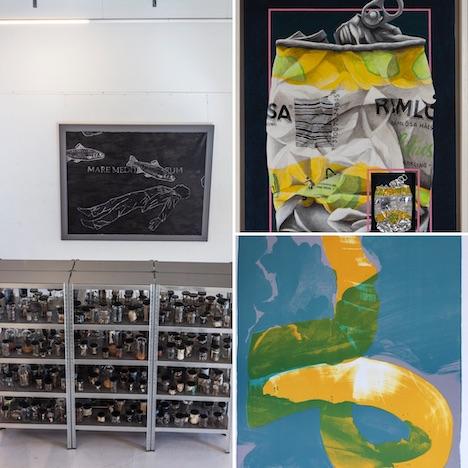Kunstetagernes sommerudstillinger lukker lørdag den 31. juli