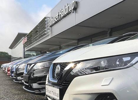 Dygtig uddannet mekaniker søges til Bilhuset Haldrup i Hobro