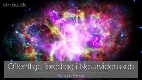 Naturvidenskabelige foredrag fra Århus Universitet
