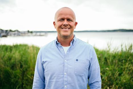 Christian Johnson: Hobro som hovedby