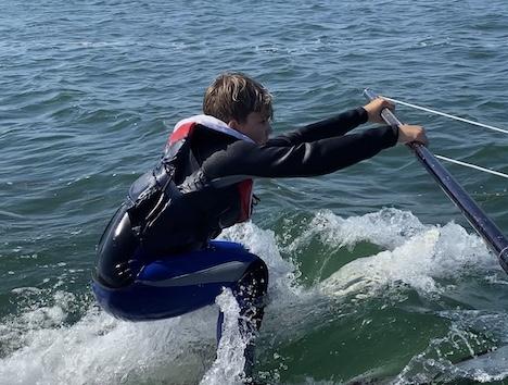 Als Odde Vandskiklub (AOVK) får tilskud fra DIF og Norlys.